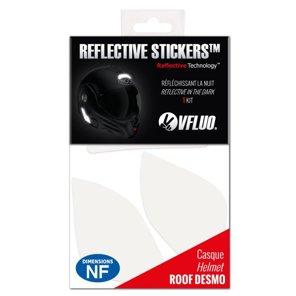 Reflective sticker kit ROOF DESMO™ -...