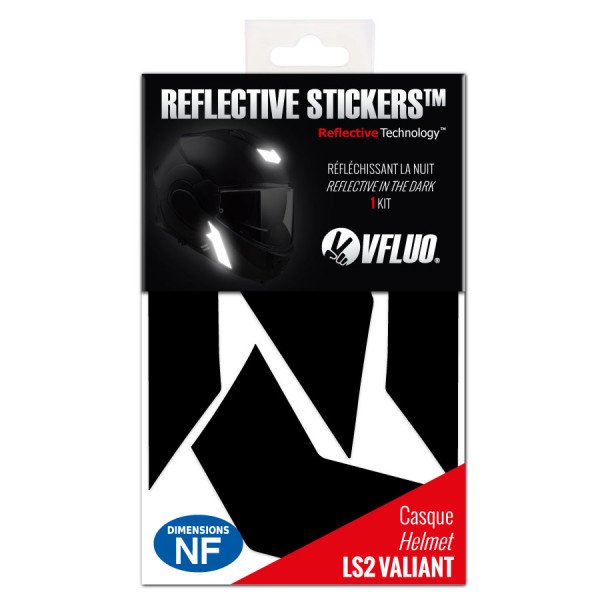Reflective stickers kit LS2 VALIANT™...