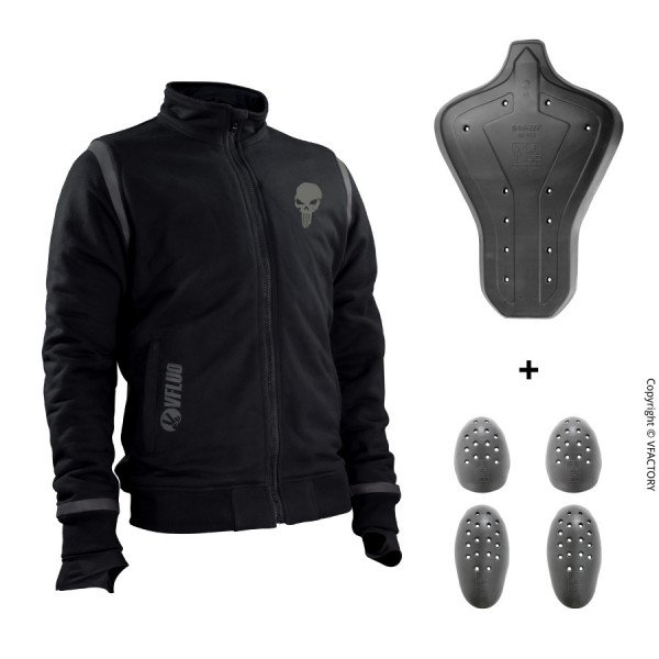 FULL PROTECT CITY CHILL™ Skull - The...