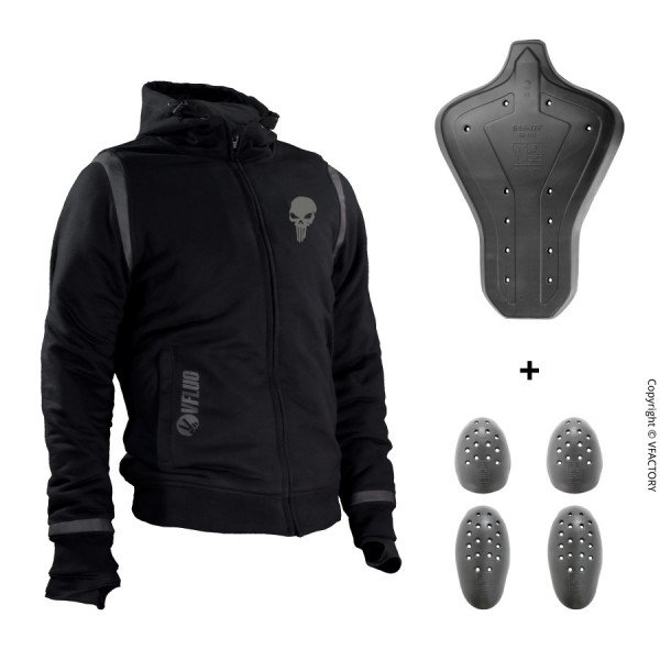 FULL PROTECT STREET CHILL™ Skull -...